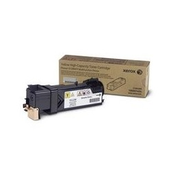 Origineel Xerox Xfx Toner Geel Voor Phaser 6128 Standaard Capaciteit 2.500 Paginas 1 Stuk