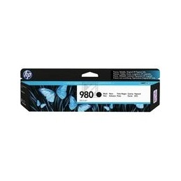 Origineel HP 980a Inkt Zwart Standaard Capaciteit 203.5ml 10.000 Paginas 1 Stuk Office Jet Enterpri