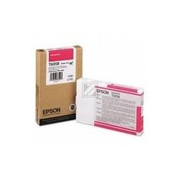Origineel Epson T605b Inkt Magenta Standaard Capaciteit 110ml 1 Stuk
