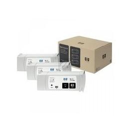Origineel HP 83 Inkt Zwart Standaard Capaciteit 3 X 680ml 1.312 Paginas 3 Stuk Uv
