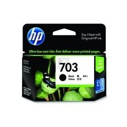 Origineel HP 703 Inkt Zwart