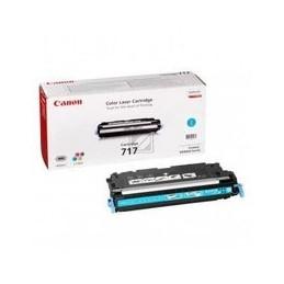 Canon 717 Toner Cyan Standaardkapazität 4.000 Paginas 1 Stuk