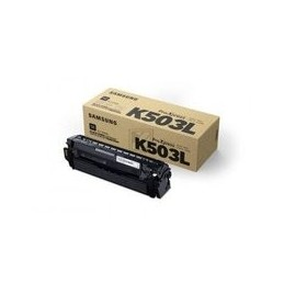 Origineel Samsung Clt-k503l H-yield Blk Toner C