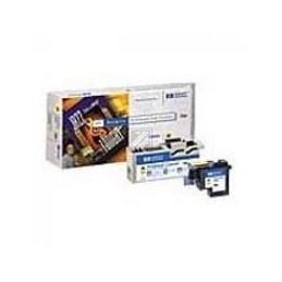 Origineel HP 81 Printkop Geel Standaard Capaciteit 1 Stuk Dye
