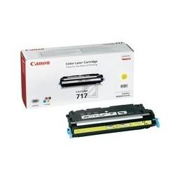 Origineel Canon 717 Toner Geel Standaard Capaciteit 4.000 Paginas 1 Stuk