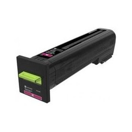 Origineel Lexmark Toner High Yield Corporate Magenta Voor Cx820 Cx825 Cx860 17k