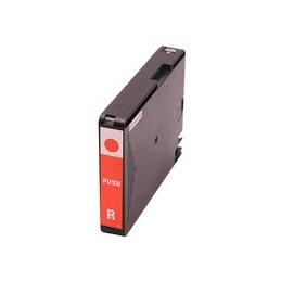 Kompatibel Inkt Cartridge Voor Canon Pgi 29 Pixma Pro 1 Rood Van Huismerk