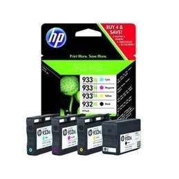 Origineel HP 932xl-933xl Inkt Zwart En Tri-color Hoge Hoedanigheid Multipack