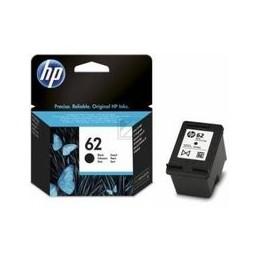 Origineel HP 62 Inkt Zwart Standaard Capaciteit 1 Stuk