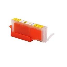 Kompatibel Inkt Cartridge Voor Canon Cli 551xl Geel Van Huismerk