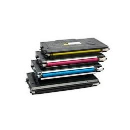 Set 4x Kompatibel Toner Voor Samsung Clp-500 Van Huismerk