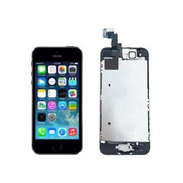 Lcd Display Voor Apple Iphone 5s Zwart