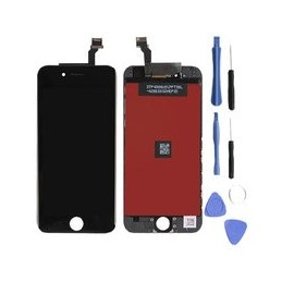 Lcd Display Voor Apple Iphone 5c Zwart