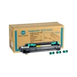 Konica Minolta Magicolor 3300 Series Fuser Standaard Capaciteit 100.000 Paginas 1 Stuk 220v