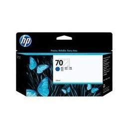 HP 70 Origineel Inkt Blauw Standaard Capaciteit 130ml 1 Stuk Met Vivera Inkten