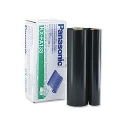 Origineel Panasonic Kx-f1000 Thermische Kleurstof Lint Zwart 686 Paginas 1 Stuk