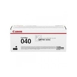 Origineel Canon 040bk Toner Zwart Voor Lbp710cx-712cx Standaard Capaciteit 6.300 Paginas