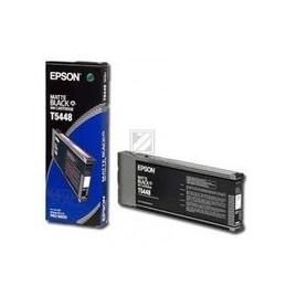 Origineel Epson T5448 Inkt Mat Zwart Standaard Capaciteit 220ml 1 Stuk