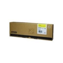 Origineel Epson T5914 Inkt Geel Standaard Capaciteit 700ml 1 Stuk