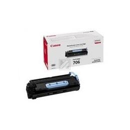 Origineel Canon 706 Toner Zwart Standaard Capaciteit 5.000 Paginas 1 Stuk