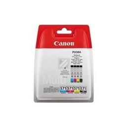 Origineel Canon Cli-571 C-m-y-bk Multi Bl W-o Sec