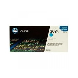 HP 309a Colour Laserjet Origineel Toner Cyan Standaard Capaciteit 4.000 Paginas 1 Stuk