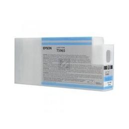 Origineel Epson T5965 Inkt Light Cyan Standaard Capaciteit 350ml 1 Stuk