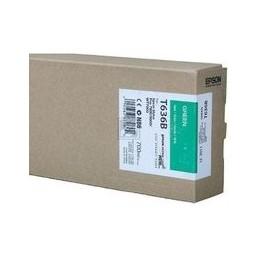 Origineel Epson T636b Inkt Groen Standaard Capaciteit 700ml 1 Stuk