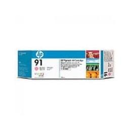 Origineel HP 91 Inkt Light Magenta Standaard Capaciteit 3 X 775ml 3 Stuk Met Vivera Inkten