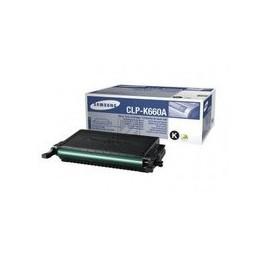 Origineel Samsung Clp-k660a Zwart Toner Cartrid