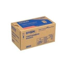 Origineel Epson Al-c9300n Toner Magenta Standaard Capaciteit 7.500 Paginas 1 Stuk