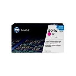 Origineel HP 504a Colour Laserjet Toner Magenta Standaard Capaciteit 7.000 Paginas 1 Stuk Colorsphe