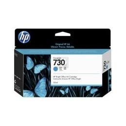 HP 730 300 Ml Inkt Cyan