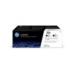 Origineel HP 35ad Laserjet Toner Zwart Standaard Capaciteit 2 X 1.500 Paginas 2er-pack