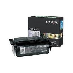 Origineel Lexmark Optra S Label Toner Zwart Standaard Capaciteit 17.600 Paginas 1 Stuk Terugkeer